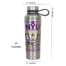 Load image into Gallery viewer, New York University (NYU) Collegiate Thermal Bottle - catstudio