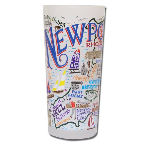 Newport Drinking Glass - catstudio