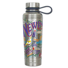 Load image into Gallery viewer, Newport Thermal Bottle - catstudio