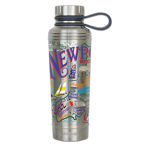 Newport Thermal Bottle Thermal Bottle catstudio