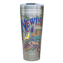 Load image into Gallery viewer, Newport Thermal Tumbler (Set of 4) - PREORDER Thermal Tumbler catstudio