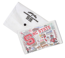 Load image into Gallery viewer, North Carolina State University Dish Towel Dish Towel catstudio