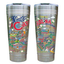 Load image into Gallery viewer, North Carolina Thermal Tumbler (Set of 4) - PREORDER Thermal Tumbler catstudio