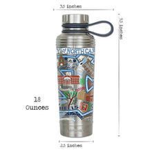 Load image into Gallery viewer, North Carolina, University of Collegiate Thermal Bottle - catstudio