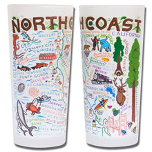 Load image into Gallery viewer, North Coast Glass Glass catstudio