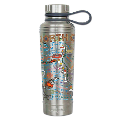 North Coast Thermal Bottle Thermal Bottle catstudio