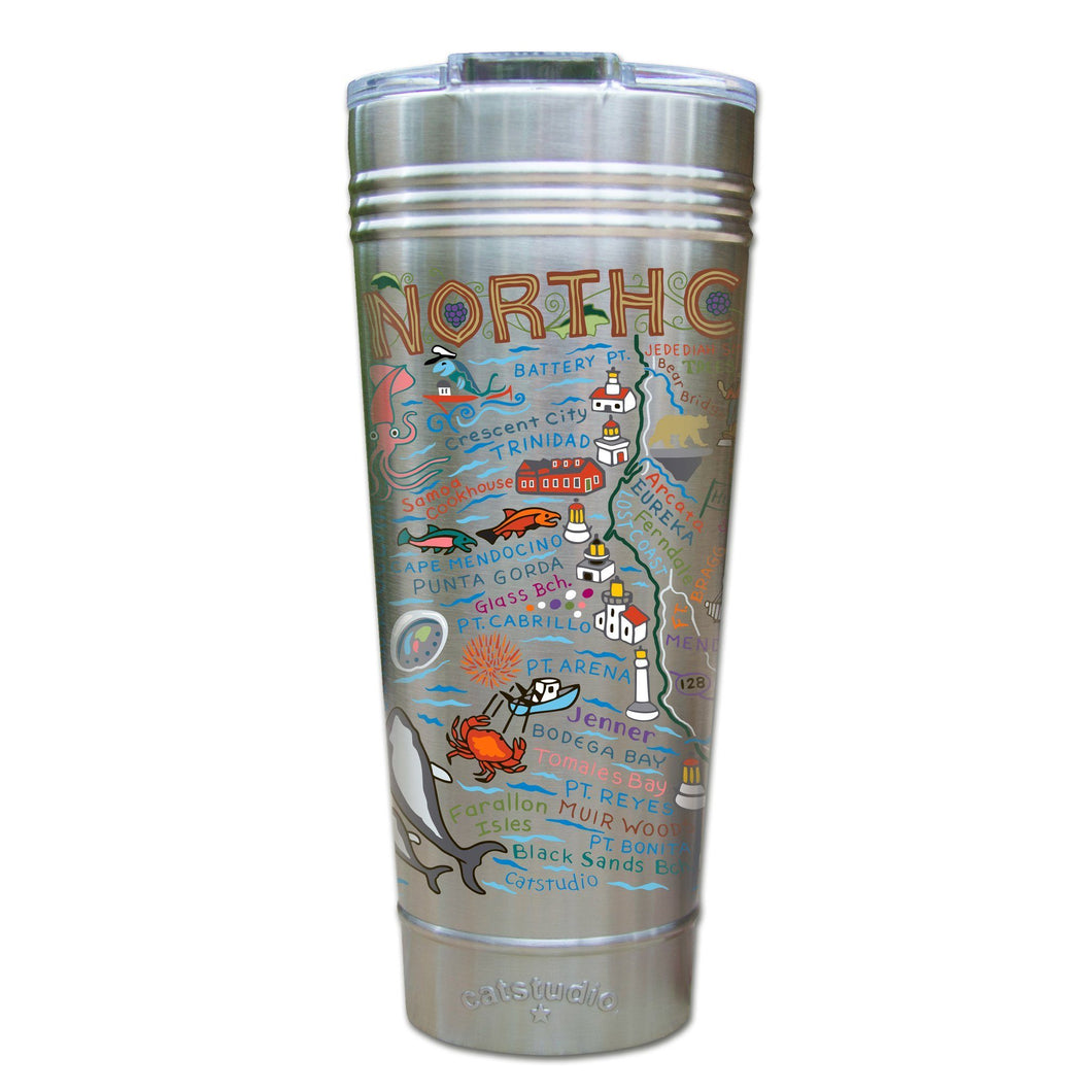 North Coast Thermal Tumbler (Set of 4) - PREORDER Thermal Tumbler catstudio