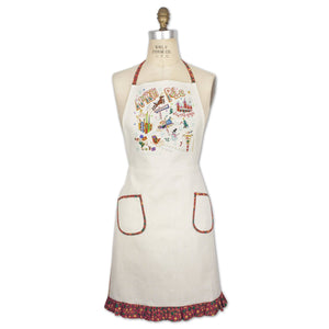 North Pole 1 Apron - catstudio