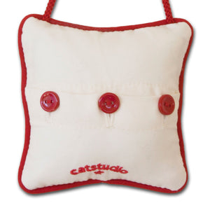 North Pole 1 Mini Pillow Mini Pillow catstudio