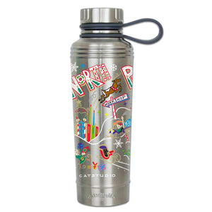 North Pole Thermal Bottle Thermal Bottle catstudio