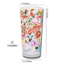 Load image into Gallery viewer, Nutcracker Drinking Glass - catstudio