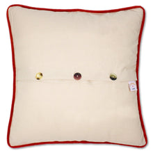 Load image into Gallery viewer, Nutcracker Hand-Embroidered Pillow Pillow catstudio