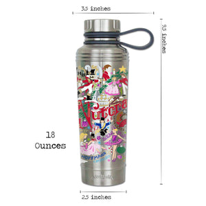 Nutcracker Thermal Bottle - catstudio