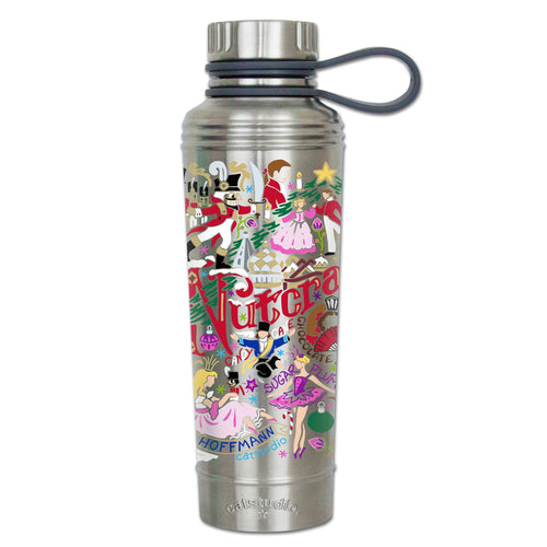 Nutcracker Thermal Bottle Thermal Bottle catstudio