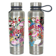 Load image into Gallery viewer, Nutcracker Thermal Bottle - catstudio