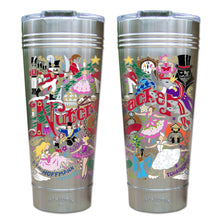 Load image into Gallery viewer, Nutcracker Thermal Tumbler (Set of 4) - PREORDER Thermal Tumbler catstudio