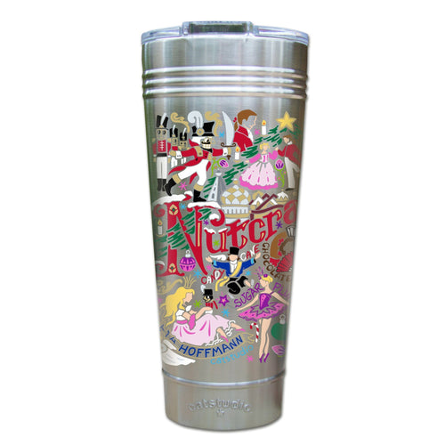 Nutcracker Thermal Tumbler (Set of 4) - PREORDER Thermal Tumbler catstudio
