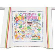 Load image into Gallery viewer, Oahu Dish Towel - catstudio