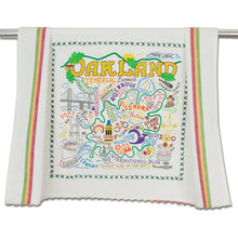 Load image into Gallery viewer, Oakland Dish Towel - catstudio