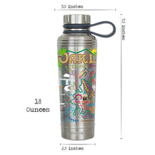 Load image into Gallery viewer, Oakland Thermal Bottle - catstudio