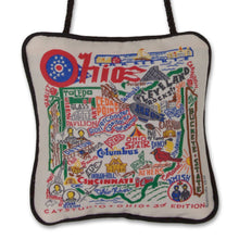 Load image into Gallery viewer, Ohio Mini Pillow Mini Pillow catstudio