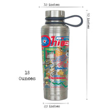 Load image into Gallery viewer, Ohio Thermal Bottle - catstudio