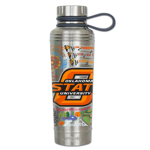 Oklahoma State University Thermal Bottle Thermal Bottle catstudio