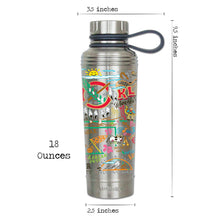 Load image into Gallery viewer, Oklahoma Thermal Bottle - catstudio