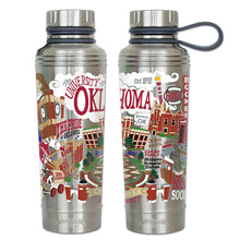 Load image into Gallery viewer, Oklahoma, University of Collegiate Thermal Bottle - catstudio