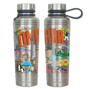 Omaha Thermal Bottle - catstudio