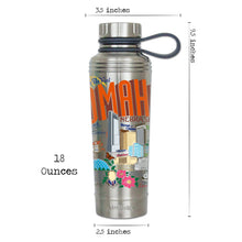 Load image into Gallery viewer, Omaha Thermal Bottle - catstudio