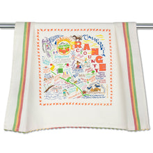 Load image into Gallery viewer, Orange County Dish Towel - catstudio