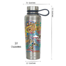 Load image into Gallery viewer, Oregon Thermal Bottle - catstudio