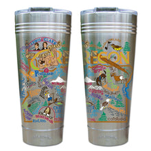 Load image into Gallery viewer, Oregon Thermal Tumbler (Set of 4) - PREORDER Thermal Tumbler catstudio