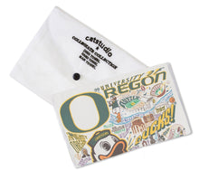 Load image into Gallery viewer, Oregon, University of Collegiate Dish Towel - catstudio