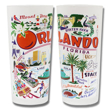 Load image into Gallery viewer, Orlando Drinking Glass - catstudio