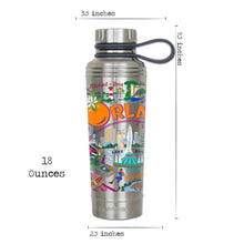 Load image into Gallery viewer, Orlando Thermal Bottle Thermal Bottle catstudio
