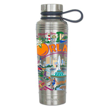 Load image into Gallery viewer, Orlando Thermal Bottle - catstudio