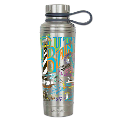 Outer Banks Thermal Bottle - catstudio