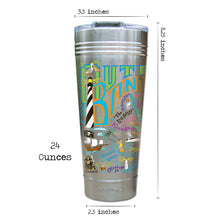 Load image into Gallery viewer, Outer Banks Thermal Tumbler (Set of 4) - PREORDER Thermal Tumbler catstudio
