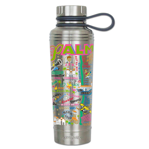 Palm Beach Thermal Bottle - catstudio