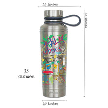 Load image into Gallery viewer, Palm Springs Thermal Bottle - catstudio