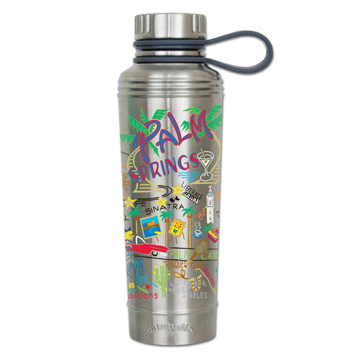 Palm Springs Thermal Bottle Thermal Bottle catstudio