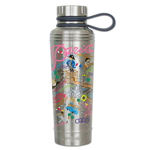 Paris Thermal Bottle - catstudio