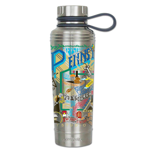 Pennsylvania Thermal Bottle - catstudio