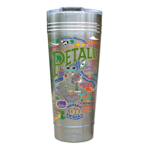 Petaluma Thermal Tumbler (Set of 4) - PREORDER Thermal Tumbler catstudio