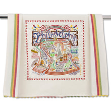 Load image into Gallery viewer, Philadelphia Dish Towel Dish Towel catstudio