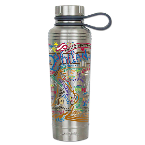 Philadelphia Thermal Bottle Thermal Bottle catstudio
