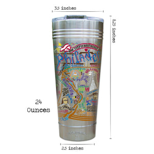 Philadelphia Thermal Tumbler (Set of 4) - PREORDER Thermal Tumbler catstudio
