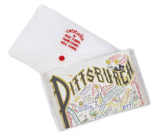 Load image into Gallery viewer, Pittsburgh Dish Towel Dish Towel catstudio